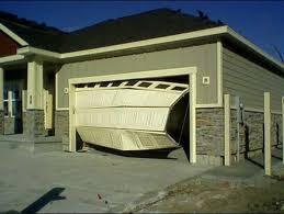 hurricane garage wind door