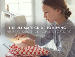 The Ultimate Guide to Buying the Best Sewing Machine for Kids ... & The Ultimate Guide to Buying the Best Sewing Machine for Kids - Suzy Quilts Adamdwight.com