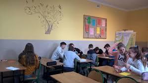 """Szkoła Podstawowa nr 2 im. Mikołaja Kopernika w Łapach - Realizacja  projektu """"PorozmawiajMY. Proszę!"""""""