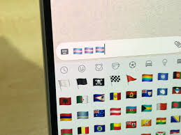 Android Emoji Conversion Chart Transgender Pride Flag Emoji Hidden In Latest Whatsapp