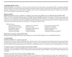 Resume Substitute Teacher Sample Teaching Resume Long Term