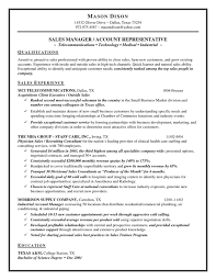 Stunning Sales Job Resume Examples Gallery Entry Level Resume