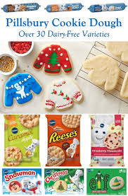 Baking christmas cookies is a tradition in itself. Pillsbury Cookie Dough Dairy Free Varieties Reviews Info