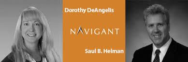 Dorothy DeAngelis joins Navigant as Managing Director
