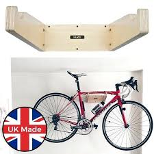 wall mounted bike rack bike wall mount bicycle rack shelf holder furniture storage wood birch plywood wall mounted bike rack
