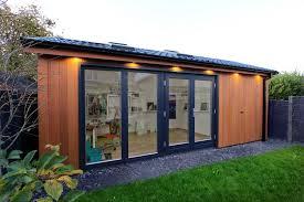 modern garden office. trendy modern garden office buildings studio interior