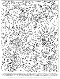 Printable Abstract Art Coloring Pages Coloring