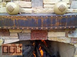 they also had us make a copper chimney cap for this flue along with other custom copper pieces