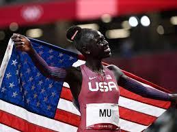 Athing Mu Breaks American Record to Win ...