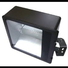 1000 watt parking lot flood lighting 1000w hps outdoor square shape black stained metal cover tempered
