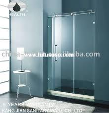 marvelous sliding glass door bathroom
