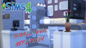 Small Picture THE SIMS 4 Compact Home Decor TEEN BEDROOM YouTube