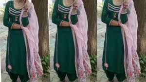 New Latest Punjabi Suit Design 2019 Punjabi Suits Design 2019 For Girls News Politics