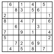 Sudoku Number Combinations Chart Solve Sudoku Without Even Thinking 10 Steps With Pictures