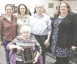 Honors handed out at 84th annual dairy banquet on Saturday | Brown City  Banner