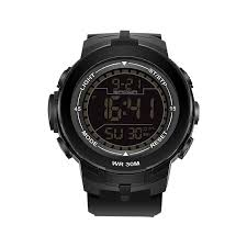 men s sanda led digital watch men 2016 military sport wrist 7 82