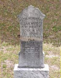 Susana Pratt (1824-1916) - Find A Grave Memorial