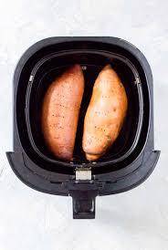 air fryer sweet potato carmy easy