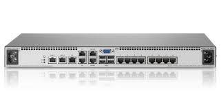 <b>Коммутатор HP</b> 1x1Ex8 <b>KVM</b> IP Cnsl G2 VM CAC SW (AF620A ...