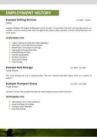 Impressive Resume Templates Free Resume Example And Writing Download