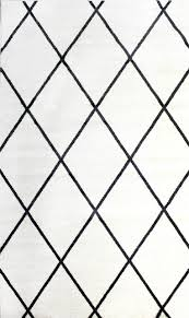 black and white diamond rug. skillful ideas black and white diamond rug contemporary design super area rugs metro collection a