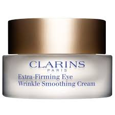 Clarins extra firming eye wrinkle cream