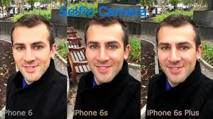 iphone 6 vs 6s camera