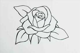Small Picture Step by step beautiful drawn roses images on pinterest hoontoidly