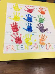 Friendship Chart For School Celebrating Friendship Week Tobin School Westwood