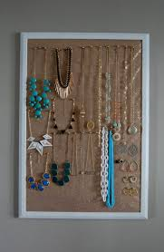 Jewelry Organizer Diy Best 25 Jewelry Rack Ideas On Pinterest Pallet Jewelry Holder