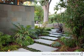 Small Picture Take a Step on 15 Garden Pathway Designs Home Design Lover
