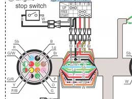 boat motor wiring diagram small boat wiring diagram \u2022 wiring yamaha 6hp outboard maintenance manual at Yamaha T8 Outboard Wiring Diagram