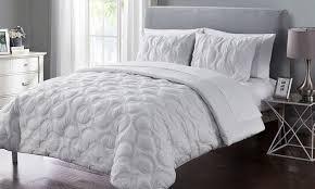 microfiber bedding set. Brilliant Bedding Embossed Microfiber Comforter Set 5  Inside Bedding