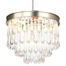bramers 6 light crystal chandelier