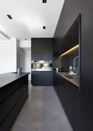 custom black kitchen cabinets. Modern, Sleek Black Kitchen Cabinets. - [ ]   Dresner Design: Design Custom Cabinets I