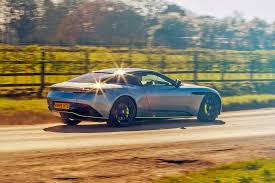 It just naturally fell apart after a few days of use. Aston Martin Db11 Amr Long Term Test Car Magazine