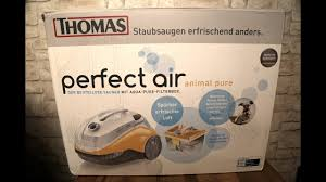 Unboxing/Review] Perfect Air Animal Pure Staubsauger By.Thomas