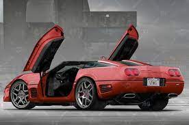 Corvettes 84 96 C4 Corvette Chevrolet Corvette Corvette C4