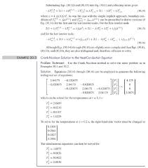 1d diffusion equation k just need help on implementation of ex 30 3 in matlab