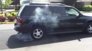2004 Chevrolet Trailblazer EXT Burnout - YouTube