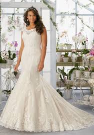 wedding dress plus size wedding gowns mori lee alena on lace appliqua s