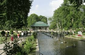 mughal gardens of jammu and kashmir deserve to be on the top of my list shalimar bagh nishat bagh chashma shahi together forms the famous mughal gardens