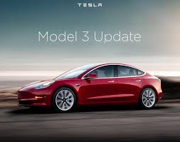 new tesla 2018. plain new following teslau0027s report that model 3 volume production has been delayed by  three months to march 2018 the electric car maker officially updated its  and new tesla 2018