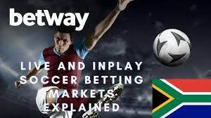 In-play Live Soccer Betting Markets at Betway Explained - YouTube