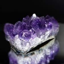 อเมทิสต์ (Amethyst) หินแห่งการบำบัดปัดเป่าสิ่งชั่วร้าย - ร้าน pwsalestone  ขายหินสี ลูกปัด หินมงคล เครื่องเงิน : Inspired by LnwShop.com