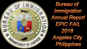Bureau Of Immigration Annual Report 2018