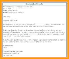Formal Email Template Business Atlasapp Co