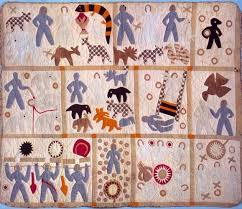 Digital History & Credit: Smithsonian Institution, National Museum of American History Media  type: quilt. Museum Number: Annotation: Former slave, Harriet Powers, ... Adamdwight.com