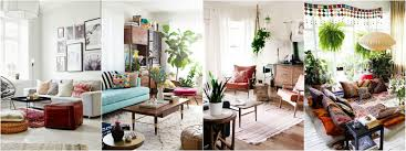 bohemian style living room. Contemporary Living Boho Chic Living Room Plans One Challenge Place Of My Taste Intended Bohemian Style E