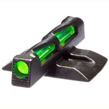 hiviz lclw01 ruger lc9 lc380 interchangeable litewave front hand sight for